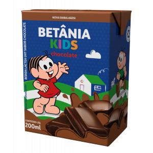 BEBIDA LACTEA CHOC BETAKIDS 200ML BETANIA