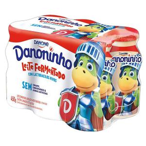 LEITE FERMENTADO DANONINHO PAC 450G DANONE