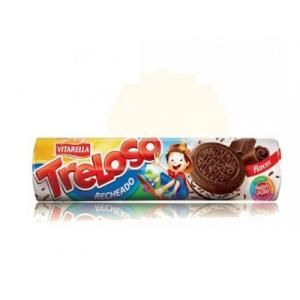 BISC RECHEADO FLOCOS 130G TRELOSO