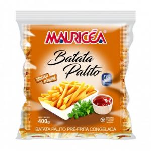 BATATA PALITO CONGELADA 400G MAURICEA