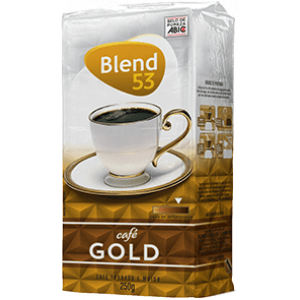 CAFE BLEND GOLD 250G SAO BRAZ