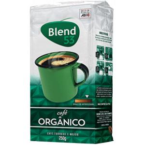 CAFE BLEND ORGANICO 250G SAO BRAZ
