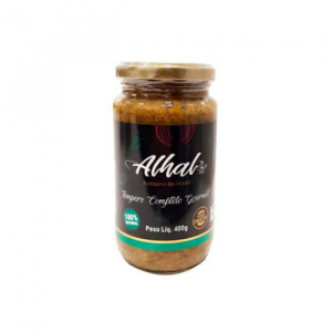 TEMPERO COMPLETO GOURMET 400G ALHAL
