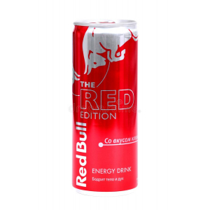 ENERGETICO BR RED 250ML REDBULL