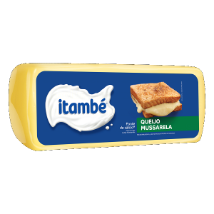 QUEIJO MUSSARELA PEDAÇO KG ITAMBE