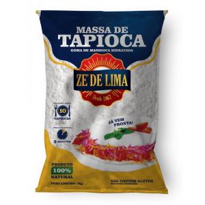GOMA DE TAPIOCA 1KG ZE DE LIMA