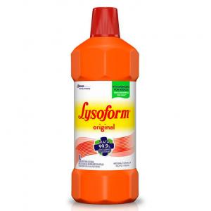 DESINFETANTE  BRUTO 1L LYSOFORM