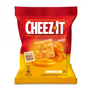 SNACK CHEEZ IT CHEDDAR 29G BAUDUCCO
