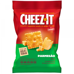 SNACK CHEEZ IT PARMESÃO 65G BAUDUCCO