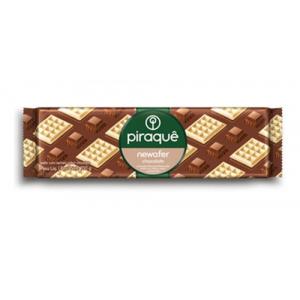 BISC NEWAFER CHOCOLATE 100G PIRAQUE