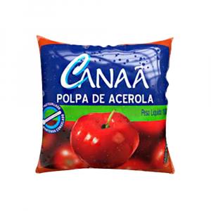 POLPA DE ACEROLA 1KG CANAA