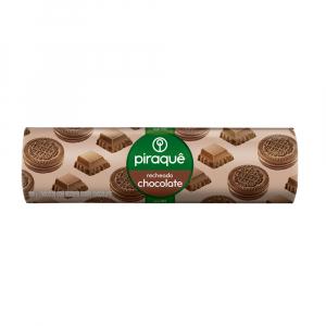 BISC RECH CHOCOLATE 160G PIRAQUE